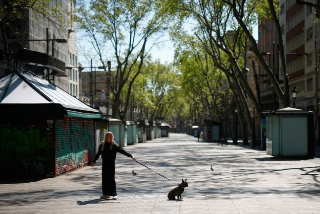 Coronavirus in Spain: 'Life will be like this for the foreseeable future'