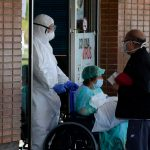 MSF urges dignity for elderly dying from coronavirus in Spain