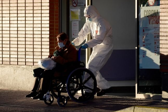 Spain records lowest daily coronavirus death toll in 17 days