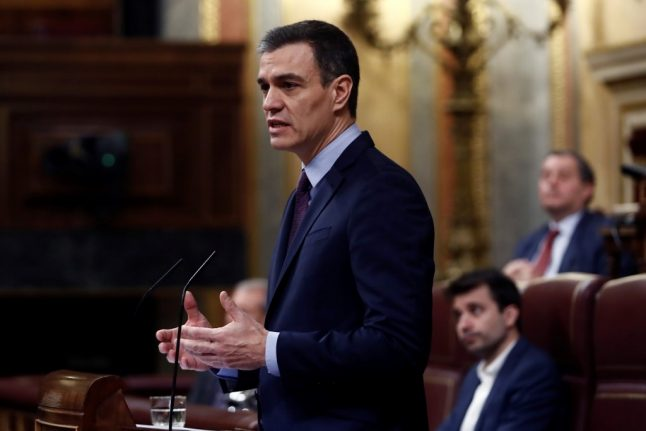 Spain's PM pleads with EU for 'coronabonds' crisis funding