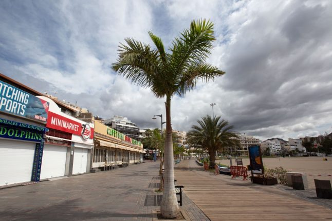 Spain's GDP to drop by 9 percent in 2020 as Covid-19 lockdown takes its toll