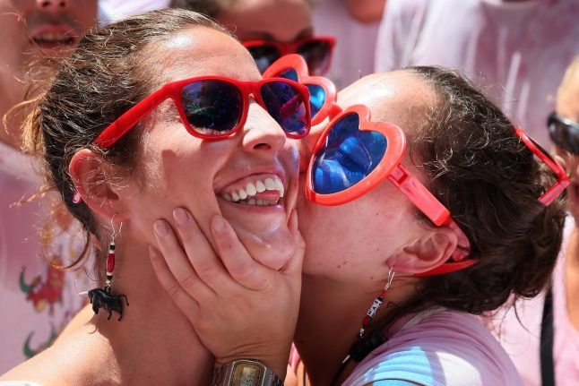 Is it the end of the two-kiss greeting in Spain?