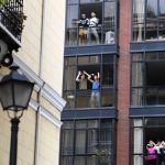 Spain plans 'thunderous farewell' to nightly lockdown balcony applause