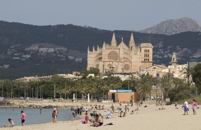Spain will end quarantine rules for tourists from July