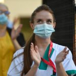 Coronavirus deaths in Spain fall to two-month low