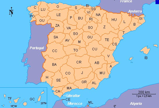 Q&A: When will my province in Spain move to Phase 1?