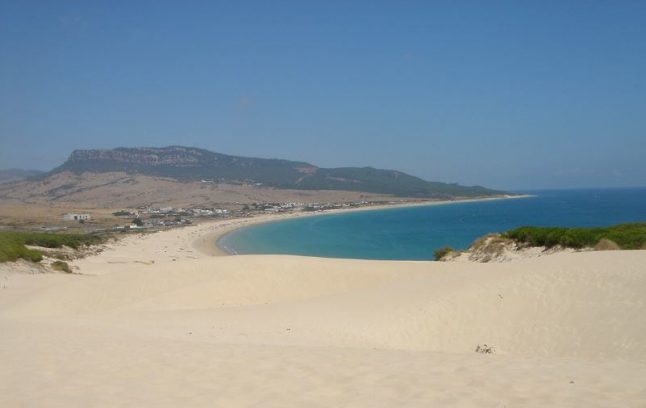 Environmental crime: Spanish town sparks row after spraying beach with bleach to fight virus
