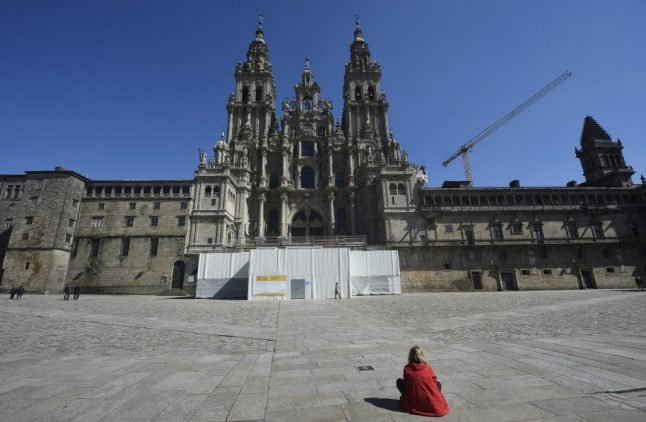 Spain's Galicia will be first region to enter 'new normal' on June 15th