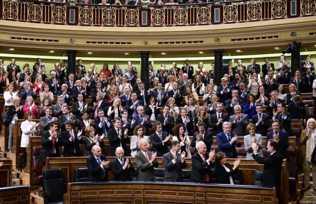 Spain to publish names of politicians who refuse to declare their assets