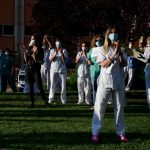 Spain just recorded no daily coronavirus deaths for first time in months