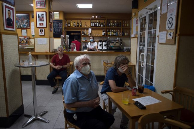 How life in Spain has been changed by the coronavirus pandemic