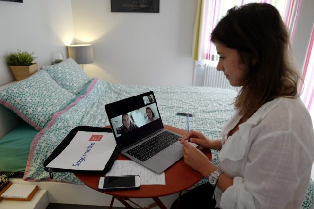 Spain to grant more rights to employees working from home
