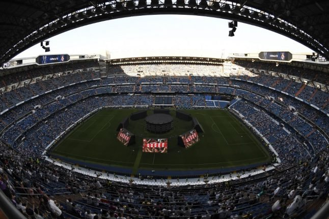 Madrid could host this year's Champions League final - city mayor