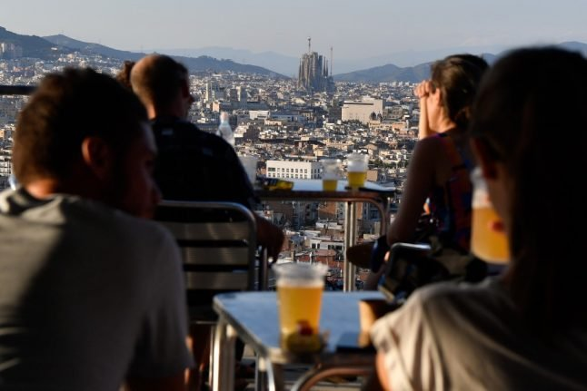 Life in Barcelona: 'Residents fear a second lockdown more than a second wave'