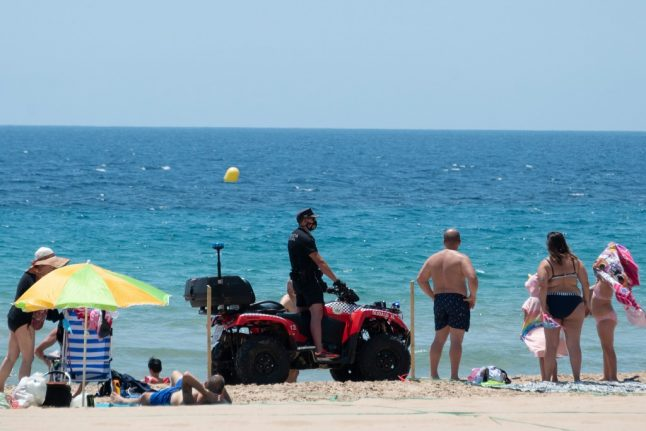 Spain to deploy 40,000 police to holiday hotspots to ensure 'safe tourism'