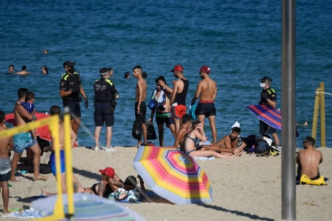 The measures being taken in Spain to keep tourists safe