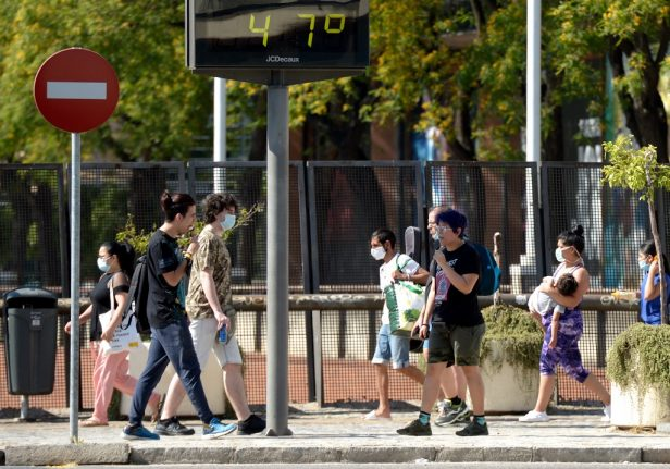 Spain sees new coronavirus infections rise by nearly 9 percent since 'new normal' began
