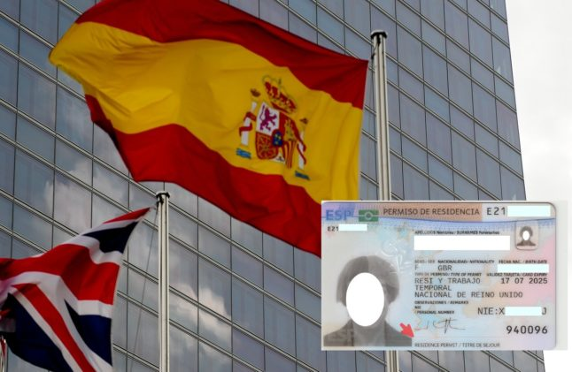 BREXIT: How to apply for a TIE residency card in Spain