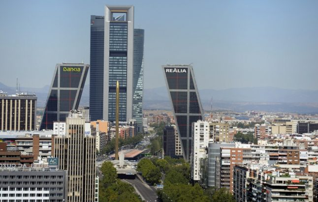 Spain officially in recession as GDP tumbles by 18.5%