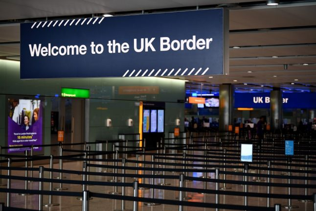 Passengers warned forms still needed for travelling to the UK from Spain