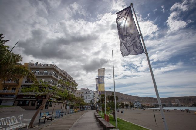 Entire island of Tenerife hit by power cut