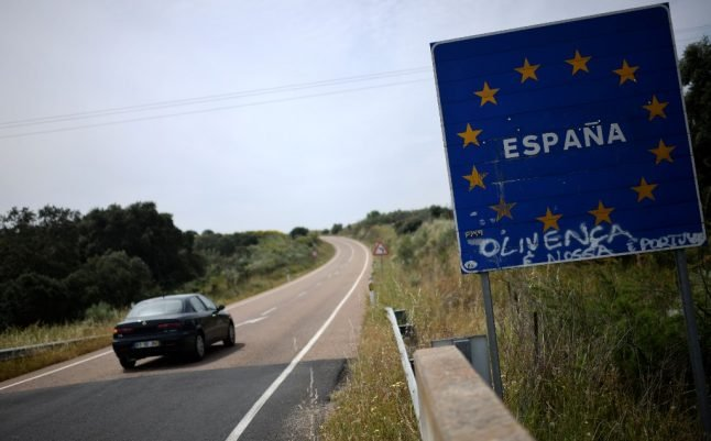 Spain reopens its border with Portugal after three and a half months