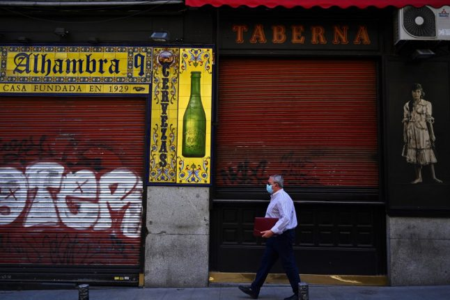 FOCUS: How small Spanish businesses have been crushed by Covid