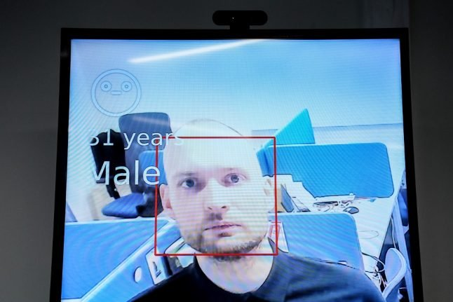 Spain approves facial recognition cameras at big events