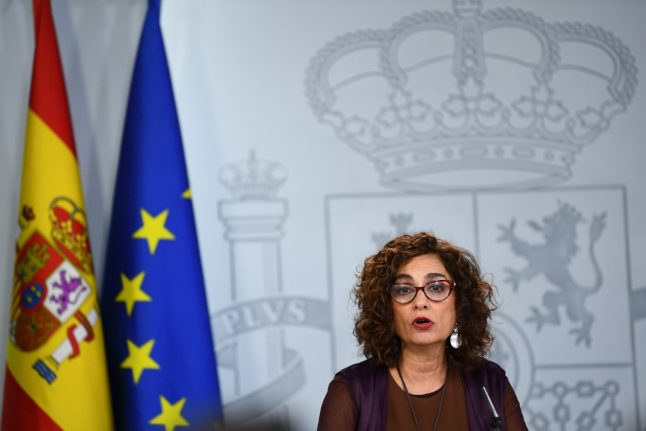 Spain's government insists country is 'safe' for tourists despite spike in infections