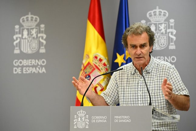 'No second wave of coronavirus in Spain': health ministry