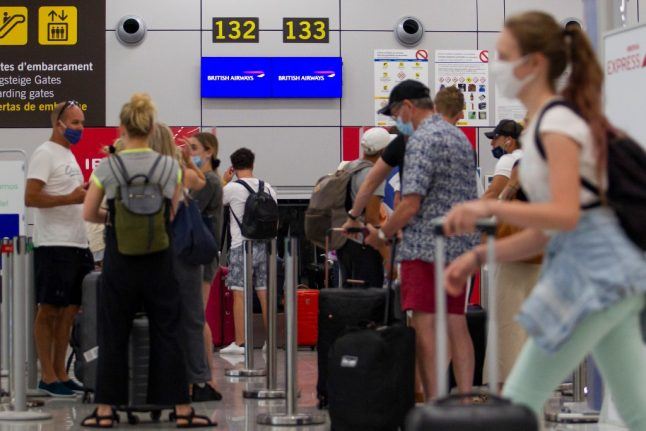UPDATE: Which European countries have travel warnings and restrictions for Spain?