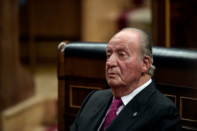 King Juan Carlos insisted €65 million was 'a gift' to former mistress