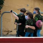 Back to school: Spain's children over six to wear masks at all times