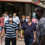 Spain again struggles with Western Europe's worst coronavirus infection rate