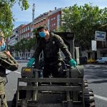 Spain calls in army to help curb virus second wave