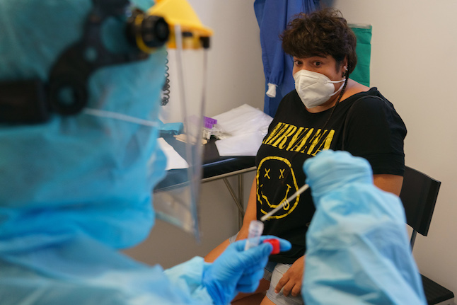 How Spain's Aragon region is grappling with a spike in coronavirus cases