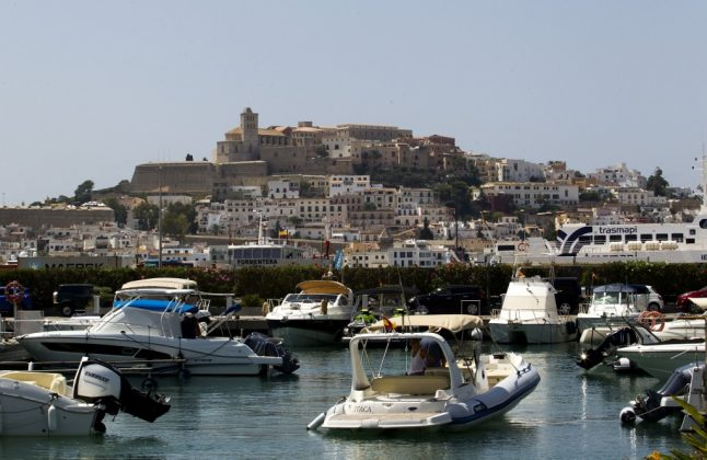 How regions of Spain have been hit by 98 percent drop in tourism