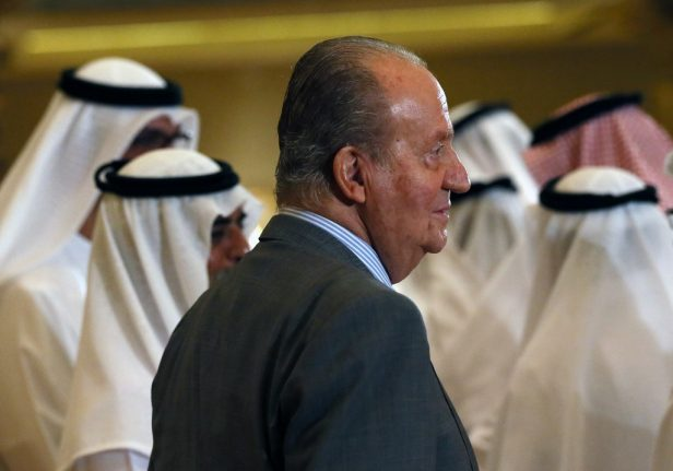 Exiled King Juan Carlos confirmed to be hiding out in United Arab Emirates