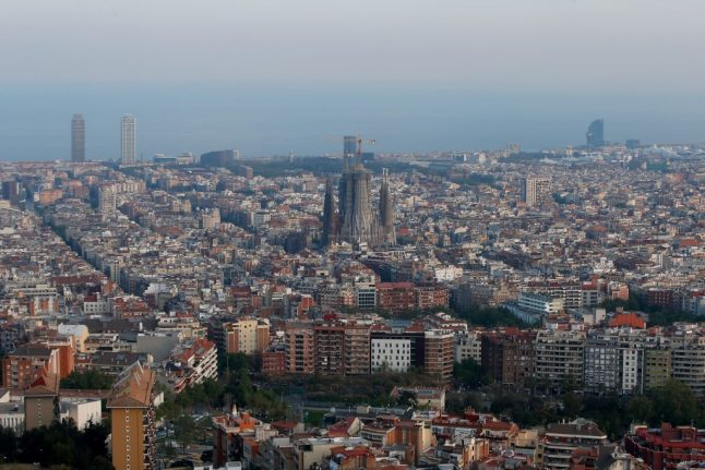 How coronavirus pandemic is driving down apartment prices in Barcelona