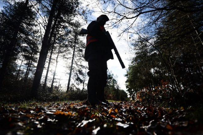 How to stay safe during this year's hunting season in rural Spain