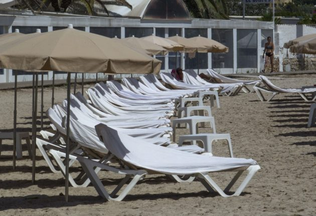 The stats that show true devastation covid has brought to Spain's tourist industry