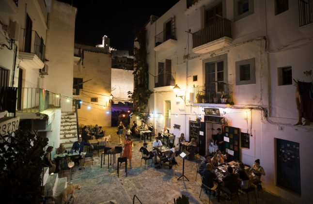 Ibiza imposes new restrictions as infection rate soars