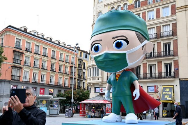 Madrid extends restrictions to another eight zones but ignores calls for full lockdown
