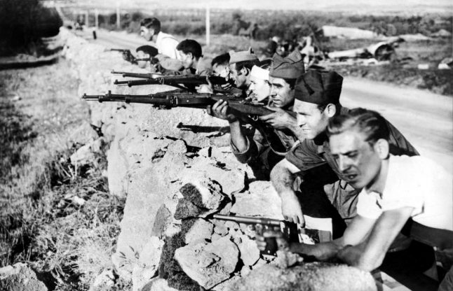 Confusion over Spain's plans to grant citizenship for descendants of International Brigades