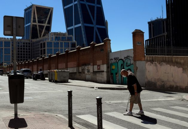 Spain rules out another nationwide lockdown even as new cases soar