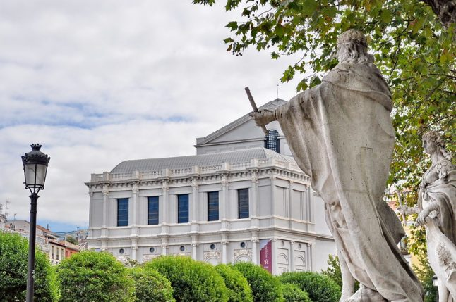 A Masked Ball: Madrid opera forced to cancel show after protest over social distancing