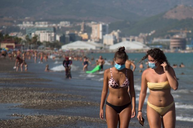 Andalusia offers free 'coronavirus insurance' to entice holidaymakers back