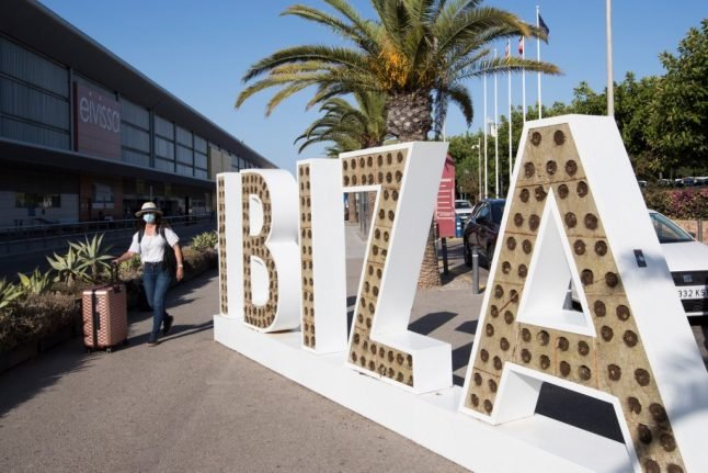 Free holidays in Ibiza offered to healthcare heroes across Europe