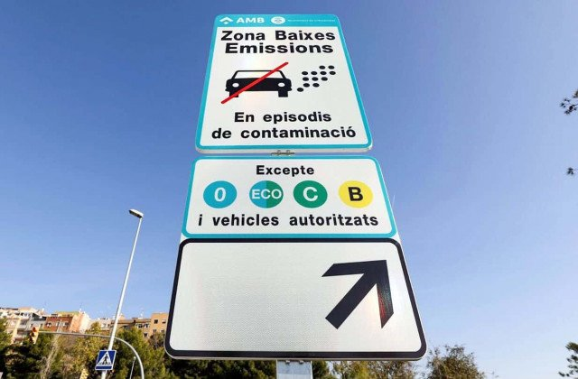 What you need to know about Barcelona's traffic restrictions