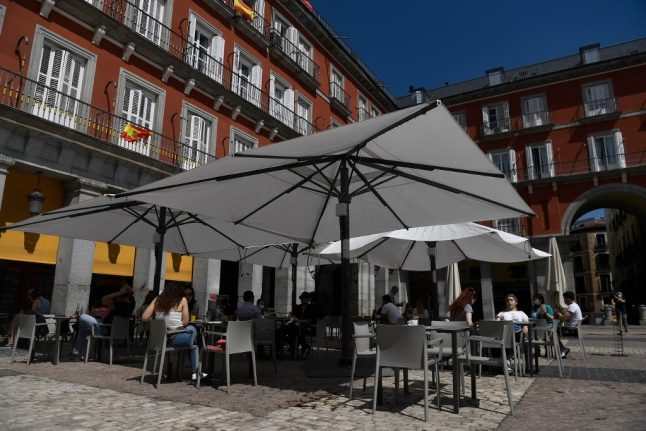 Madrid imposes new restrictions on daily life to combat coronavirus second wave